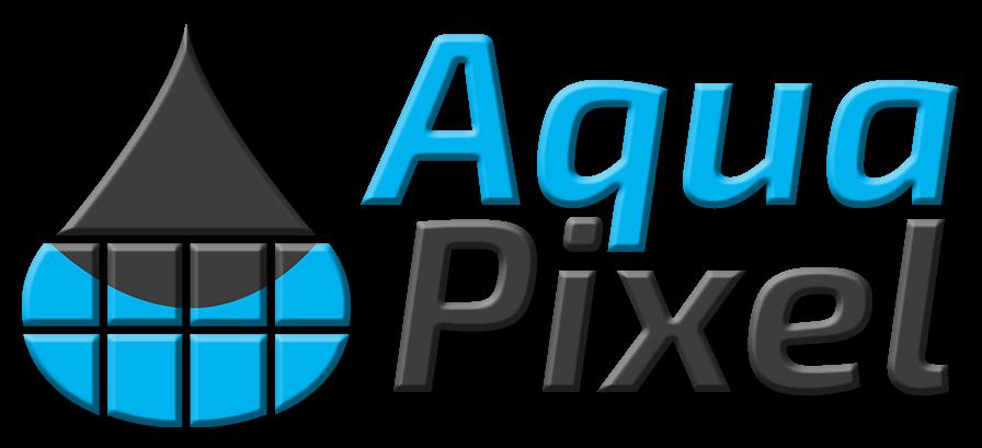 Aqua Pixel